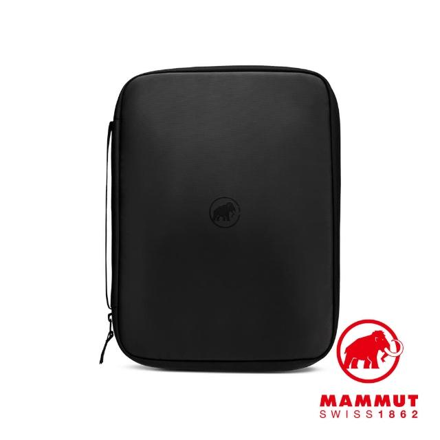 【Mammut 長毛象】Seon Laptop Case 簡約筆電手提包 黑色 #2810-00220