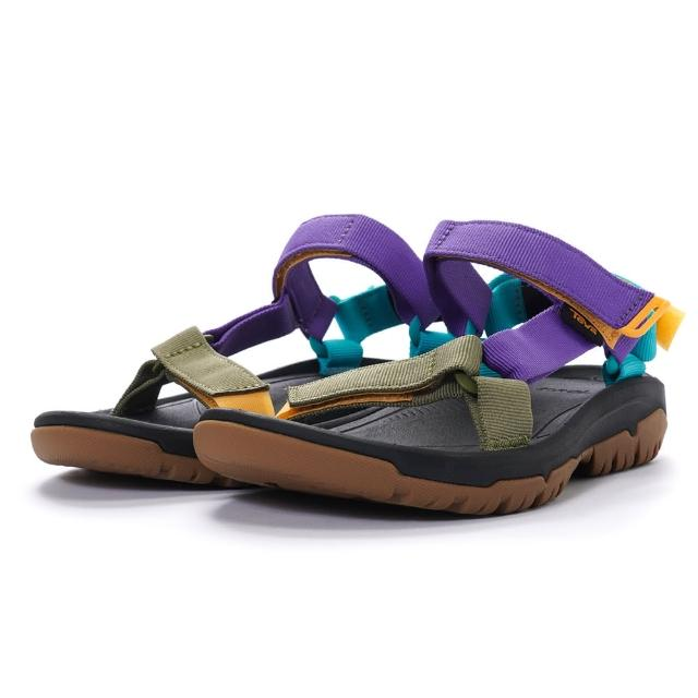 【TEVA】HURRICANE XL T2 機能涼鞋/雨鞋/水鞋 男女款 情侶款(1019235-BRMLT女/1019234-BRMLT男 兩款任選)