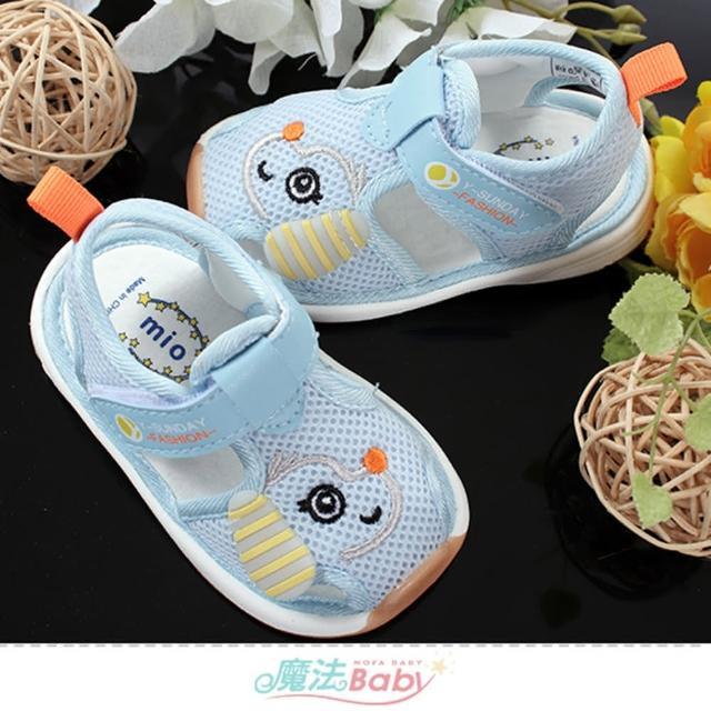 【魔法Baby】寶寶嗶嗶鞋 舒適耐磨幼童外出鞋(sk1212)