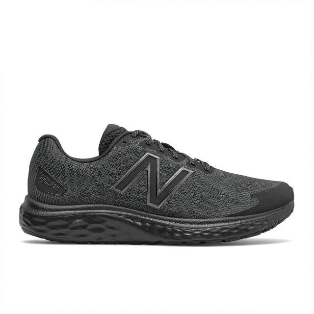 【NEW BALANCE】NB 慢跑鞋 男鞋 運動鞋 緩震 黑 M680LK7-4E楦