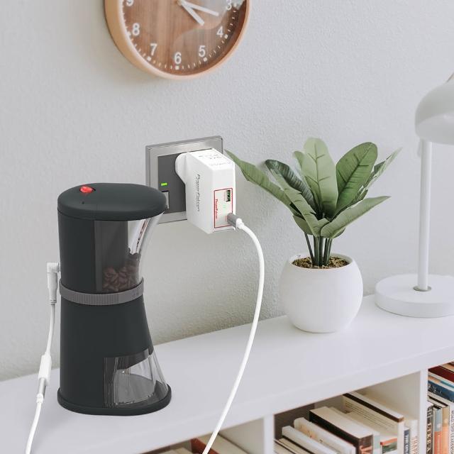 【PowerFalcon】65WPD+醇鮮咖啡磨豆機 8/8前再贈電子秤