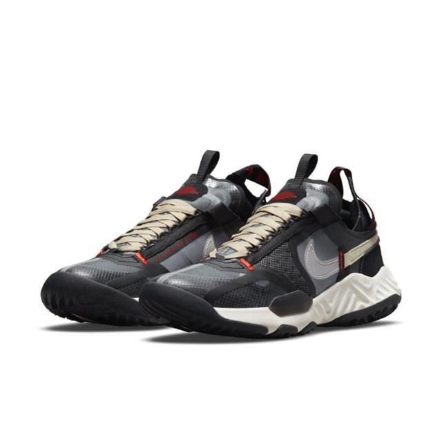 【NIKE 耐吉】慢跑鞋 男鞋 運動鞋 喬丹 緩震 訓練 JORDAN DELTA BREATHE 黑 DN4237-021