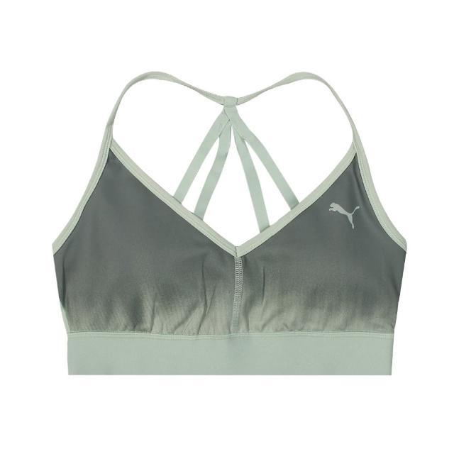 【PUMA】有氧韻律BRA 短袖 訓練系列Risktaker低衝擊運動內 女-52177477