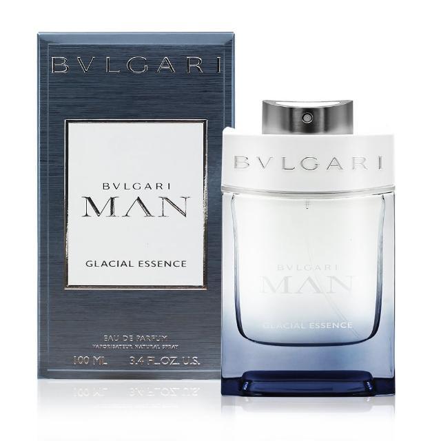 【BVLGARI 寶格麗】極地冰峰男性淡香精100ml(公司貨)