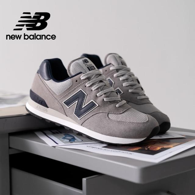 【NEW BALANCE】NB 復古運動鞋_男鞋/女鞋_灰色_ML574BE2-D楦