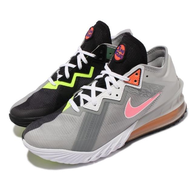 【NIKE 耐吉】籃球鞋 LeBron XVIII Low EP 男鞋 怪物奇兵 氣墊 避震 兔巴哥 馬文 球鞋 彩(CV7564-005)