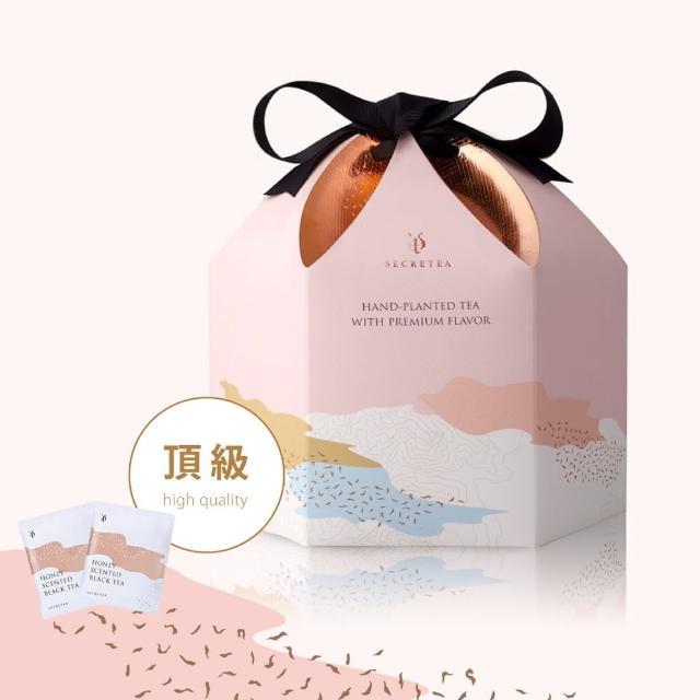 【小葉覓蜜】花蓮舞鶴頂級蜜香紅茶茶包60入(花香蜜甜)