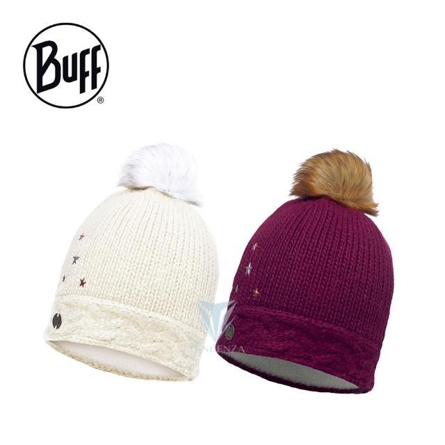 【BUFF】BF113528 青少年Polar針織保暖帽-DARSY-雪白精靈(針織保暖帽/Polar/青少年/兒童)