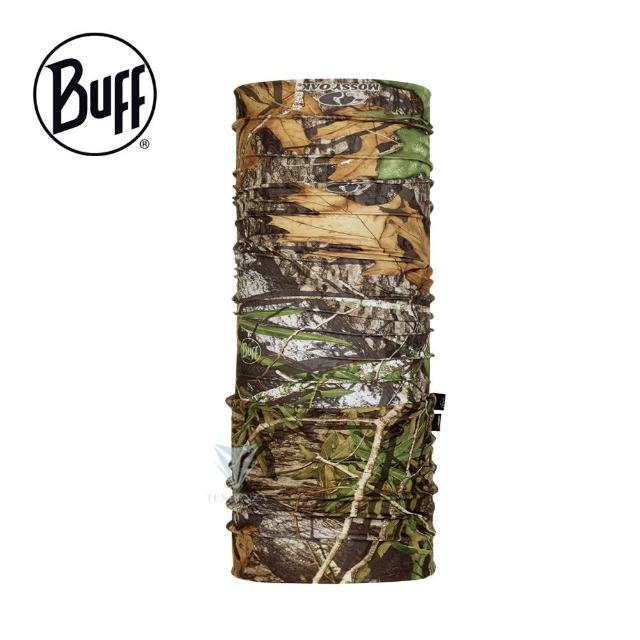 【BUFF】BF118843 橡樹迷彩-Polar保暖頭巾 Plus-混和林域(吸濕排汗/保暖頭巾/四向彈性)