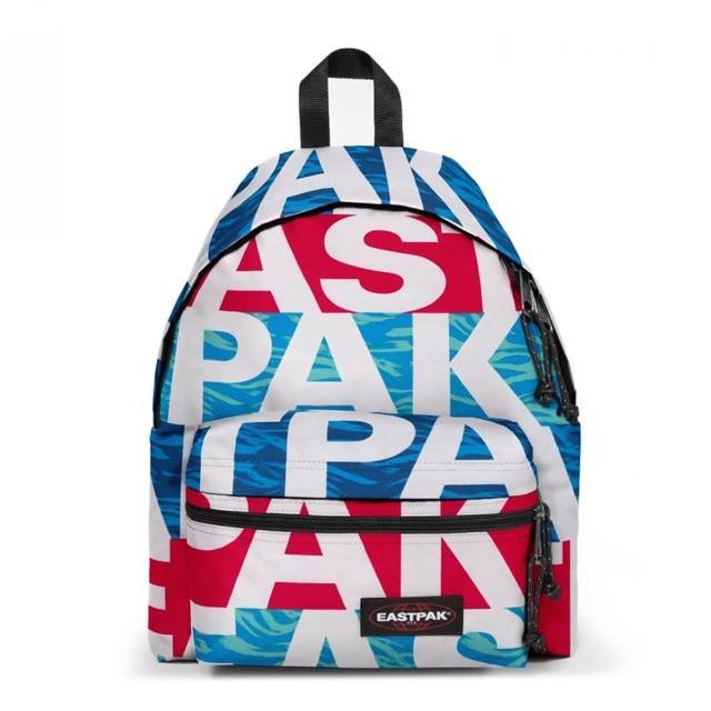 【EASTPAK】Padded Zipplr系列 後背包(Logo拼接)