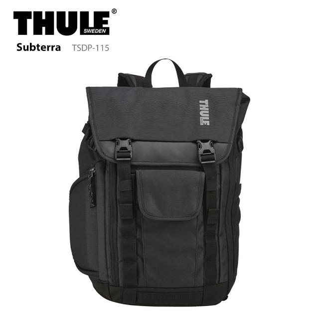 【Thule 都樂】25L 後背包 15吋筆電包 TSDP-115 電腦包 Subterra(休閒包/商務包)