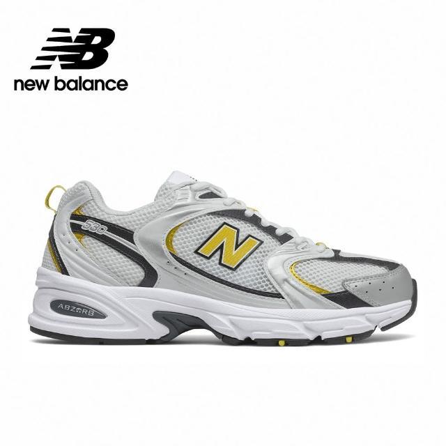 【NEW BALANCE】New Balance 530 系列 男女復古休閒鞋 D楦 MR530UNX