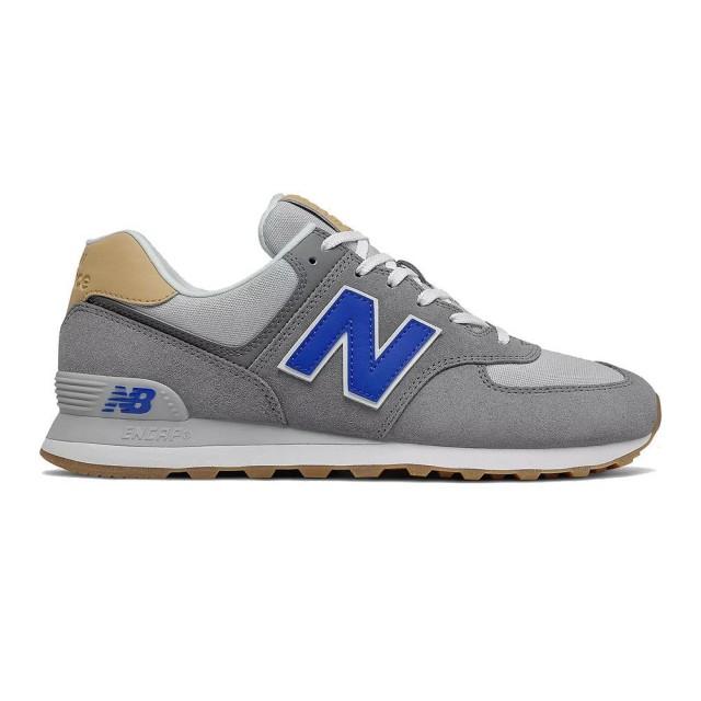 【NEW BALANCE】New Balance 中性復古運動鞋D寬楦 ML574NE2