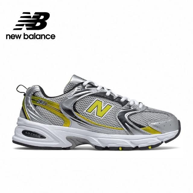 【NEW BALANCE】NEW BALANCE 男女鞋緩震運動鞋 D寬楦 MR530SC