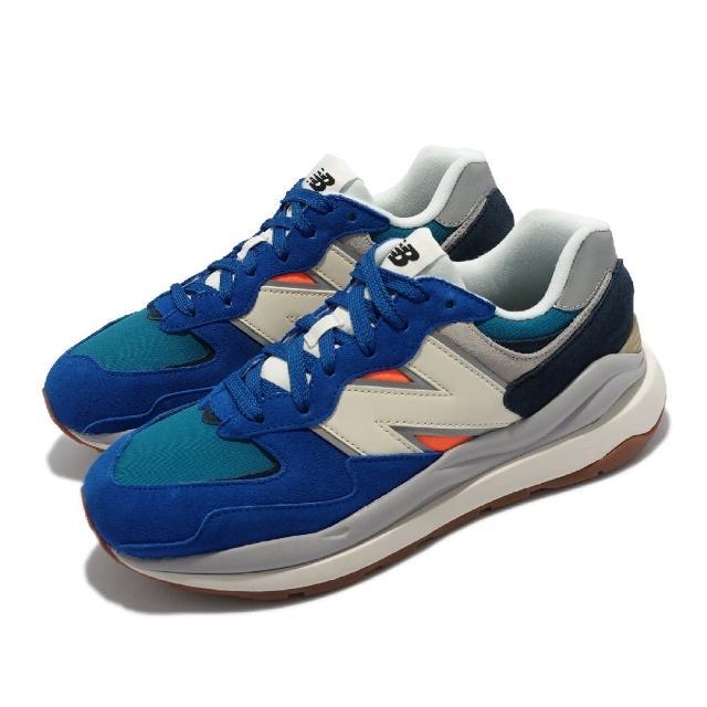 【NEW BALANCE】休閒鞋 57/40 復古 反光 情侶鞋 男女鞋 紐巴倫 N字鞋 MC HotDog同款 多色(M5740DC1-D)