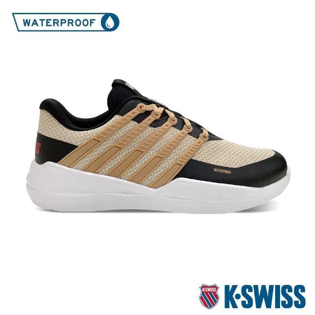 【K-SWISS】防水運動鞋 Functional WP-中性-奶茶/灰(77121-236)
