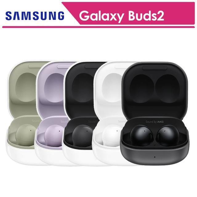 【SAMSUNG 三星】Galaxy Buds2 真無線藍牙耳機 SM-R177(送原廠耳機盒保護套)