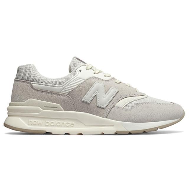 【NEW BALANCE】NB 慢跑鞋 男鞋 女鞋 運動鞋 米白 CM997HCB