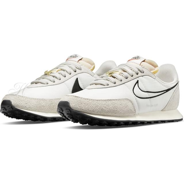 【NIKE 耐吉】慢跑鞋 男鞋 運動鞋 緩震 WAFFLE TRAINER 2 卡其 DH4390-100
